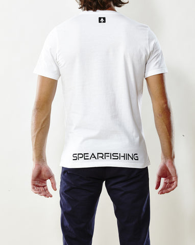 Apney Spearfishing White T-shirt