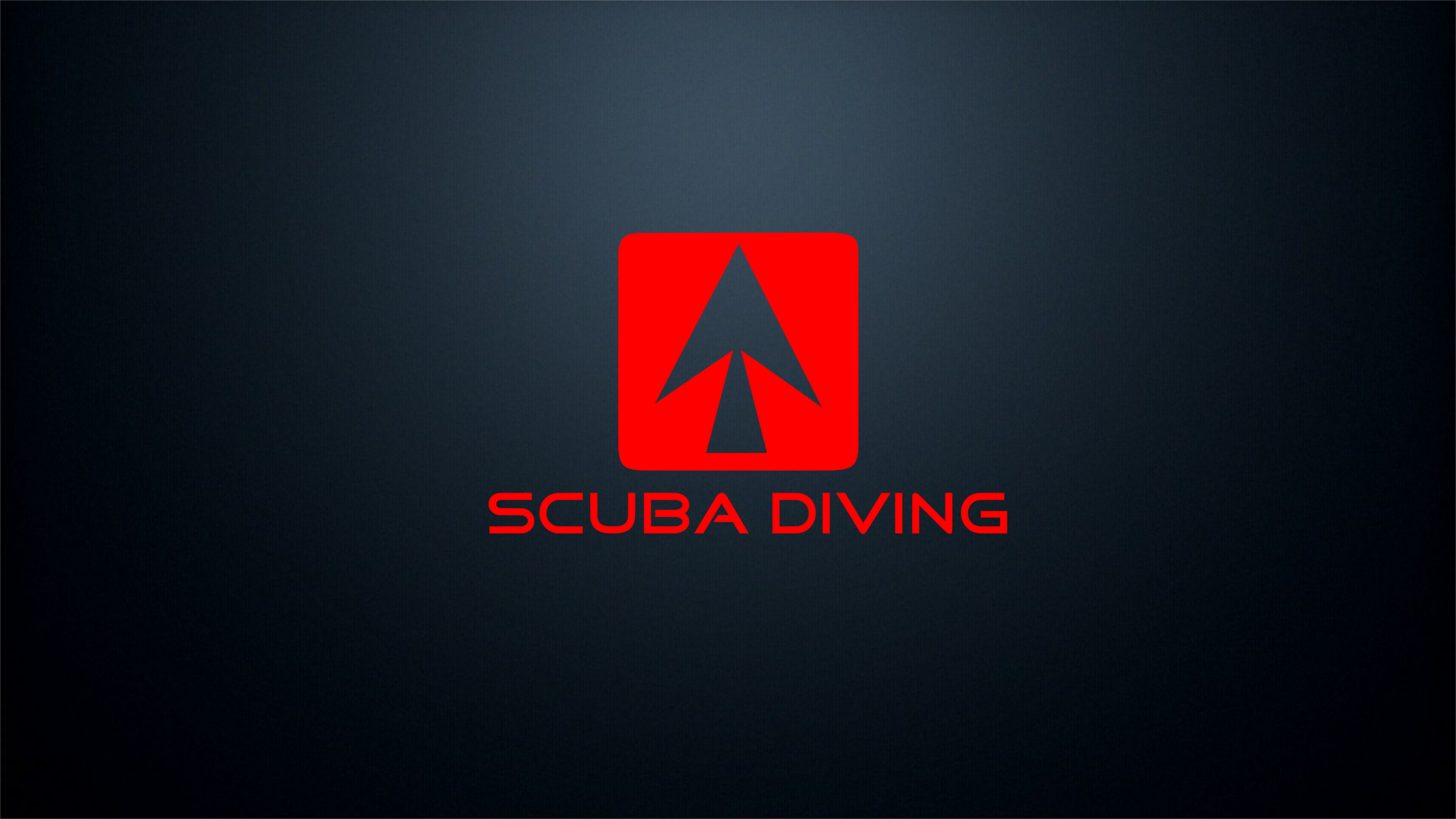 Scuba Diving Sticker