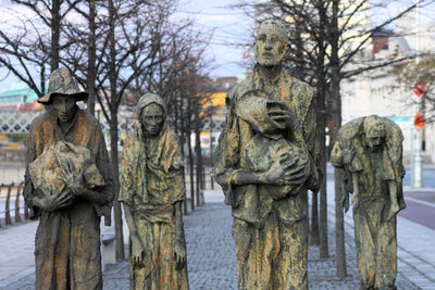 The Irish Famine: The Birth of Ireland's Rich Diaspora
