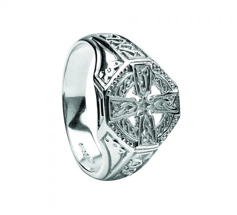 celtic cross ring gifts of ireland