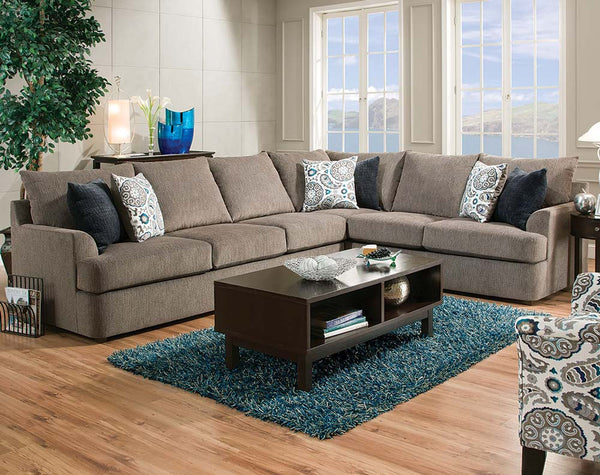 Paisley Sectional