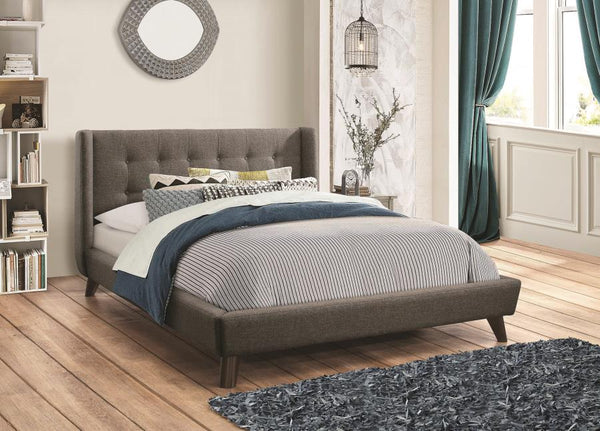 Carrington Upholstered Bed (Sold in store only)