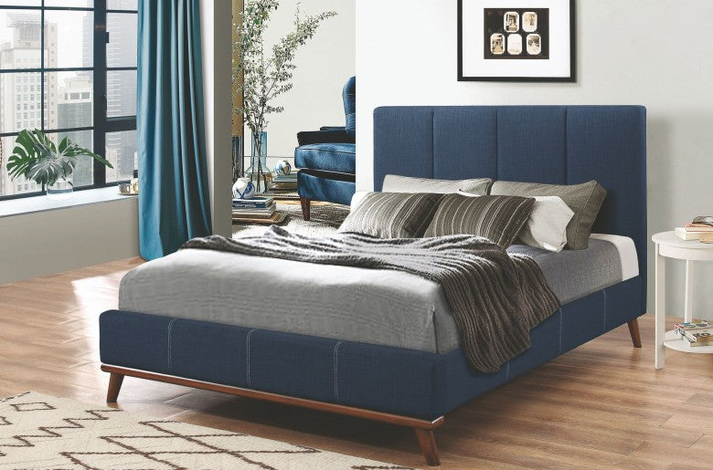 Charity Upholstered Bed (Sold in store only)