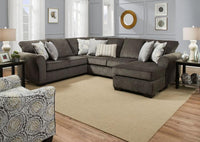Boston Linen Sectional *special order item 2-3 weeks