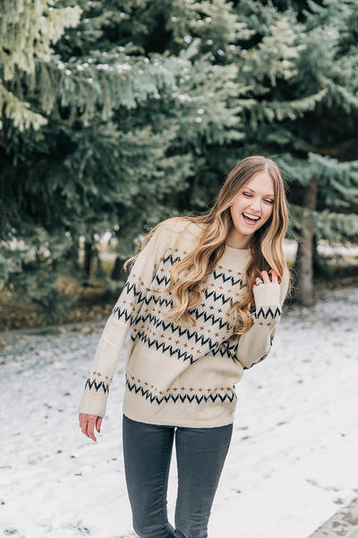 Winter Wonderland Sweater