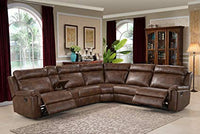 BROWN MOTION SECTIONAL