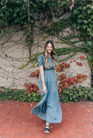 State of Mind Maxi Dress