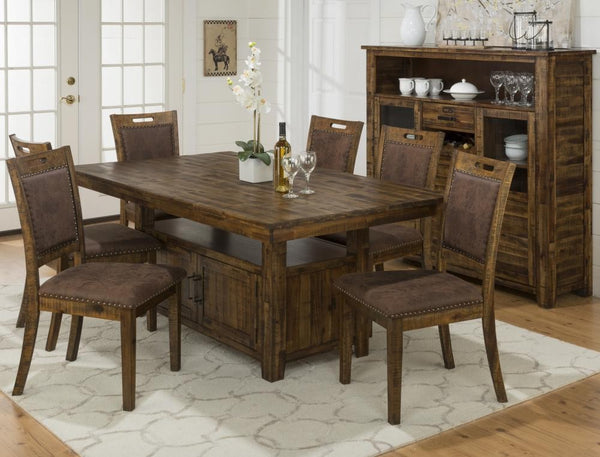 Manse Table Set (Storage)