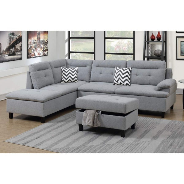 Fayre Sectional w/chaise *special order item 2-3 weeks