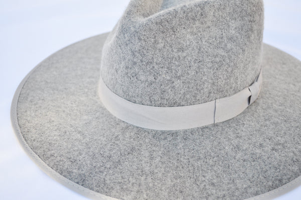Heather Gray Hat