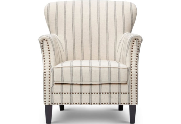 Layla Flax Accent Chair