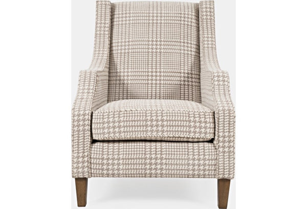 Maxwell Taupe Accent Chair