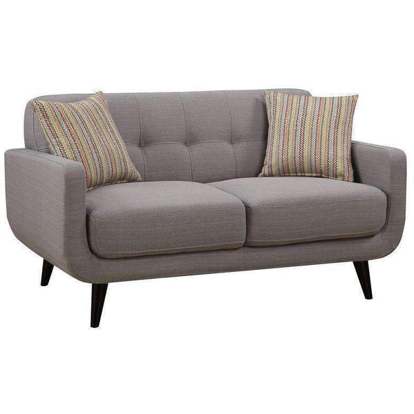 Aria Stick Leg Loveseat