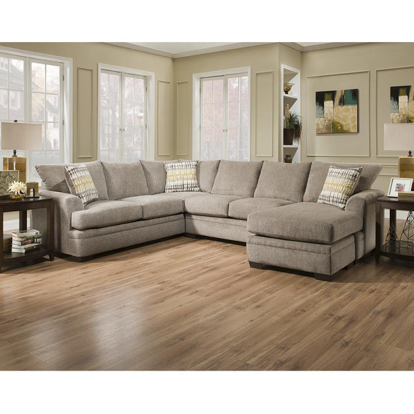 Alpine Pewter Sectional