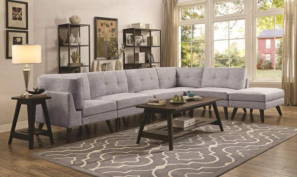 Churchill Sectional (Sold in store only) - Eighth & Main