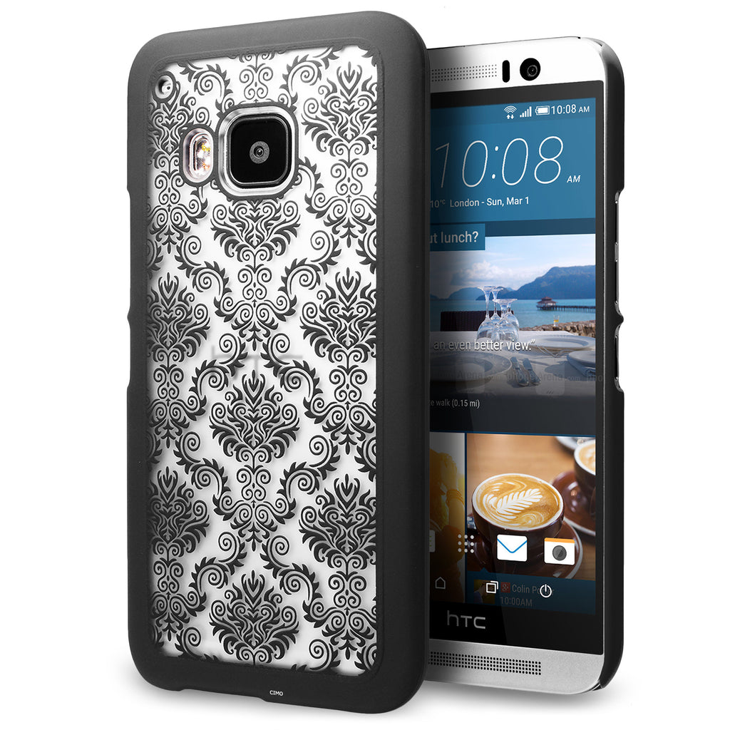 HTC One M9 Case Damask - Cimo - 1