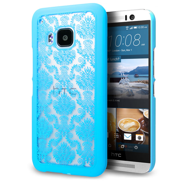 HTC One M9 Case Damask - Cimo - 2