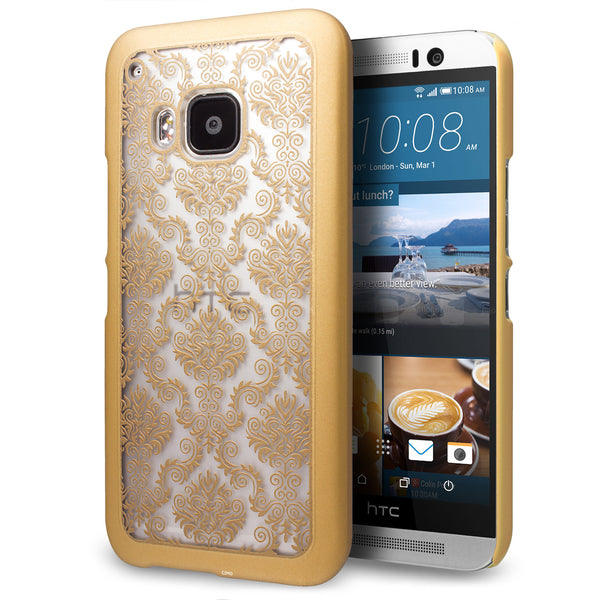 HTC One M9 Case Damask - Cimo - 3
