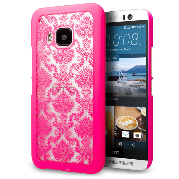 HTC One M9 Case Damask - Cimo - 4
