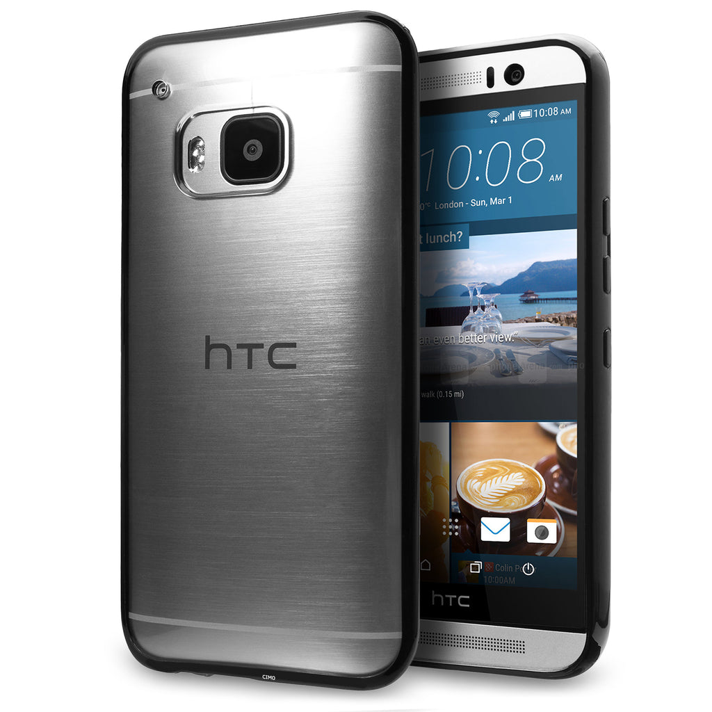 HTC One M9 Case Hybrid - Cimo - 1