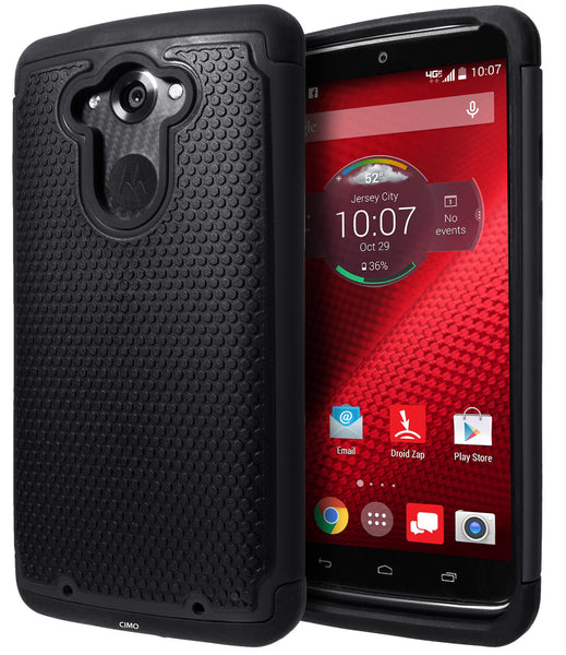 DROID Turbo Case Armor - Cimo - 1