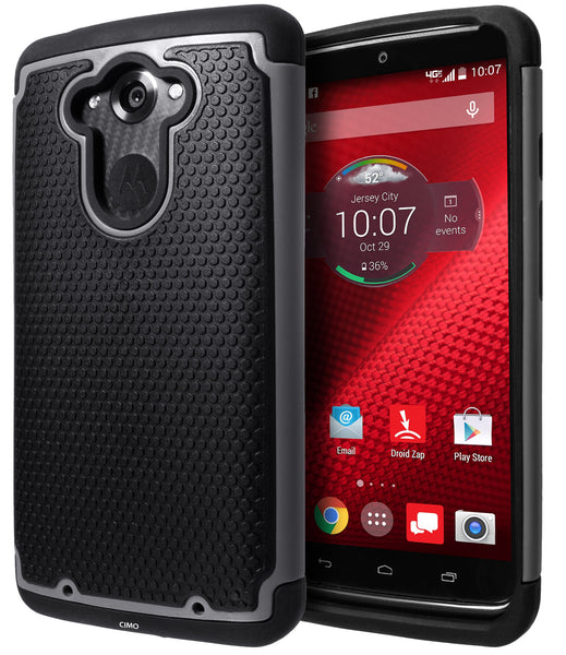 DROID Turbo Case Armor - Cimo - 2