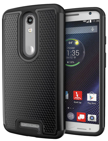 DROID Turbo 2 Case Armor - Cimo - 1