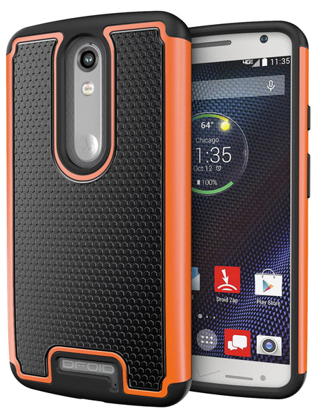 DROID Turbo 2 Case Armor - Cimo - 2