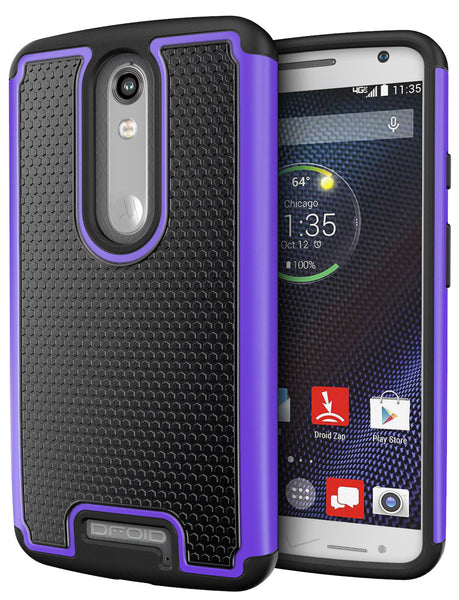 DROID Turbo 2 Case Armor - Cimo - 3