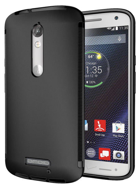 DROID Turbo 2 Case Dual Layer - Cimo - 1