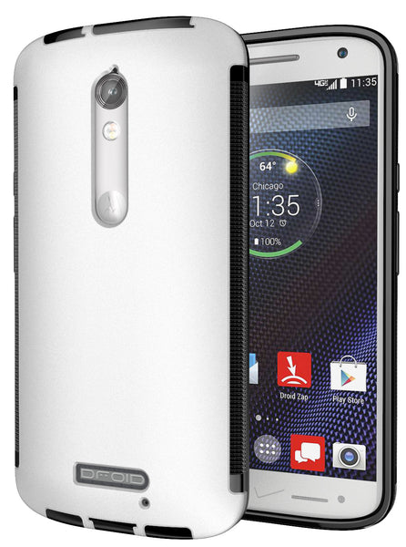 DROID Turbo 2 Case Dual Layer - Cimo - 3