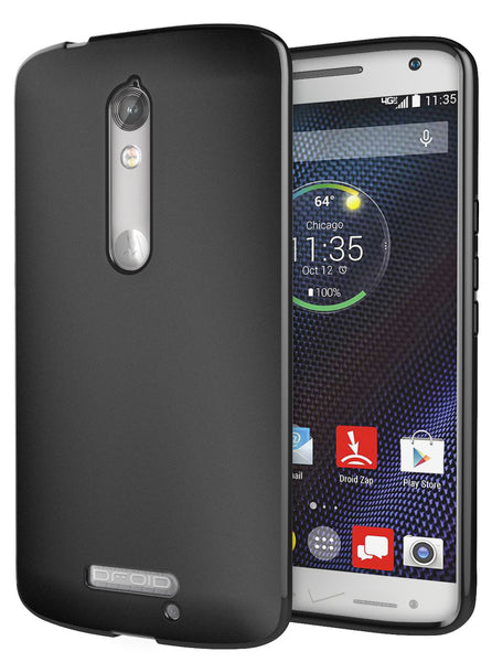 DROID Turbo 2 Case Matte - Cimo - 1