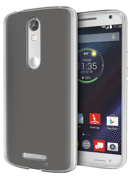 DROID Turbo 2 Case Grip - Cimo - 3
