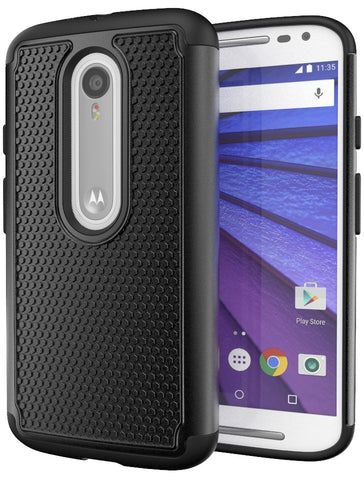 Moto G 3rd Generation Case Armor - Cimo - 1