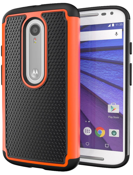 Moto G 3rd Generation Case Armor - Cimo - 2