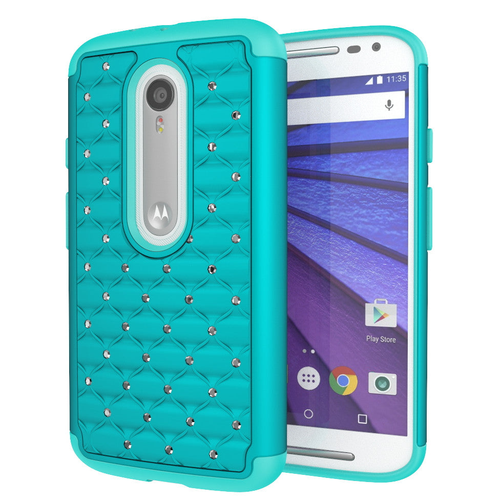 Moto G 3rd Generation Case Fashion - Cimo - 1