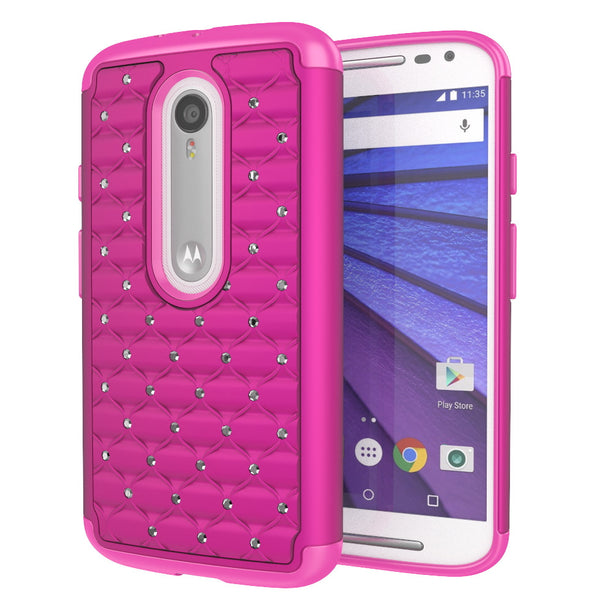Moto G 3rd Generation Case Fashion - Cimo - 3