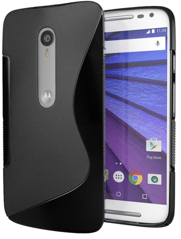 Moto G 3rd Generation Case Wave - Cimo - 1