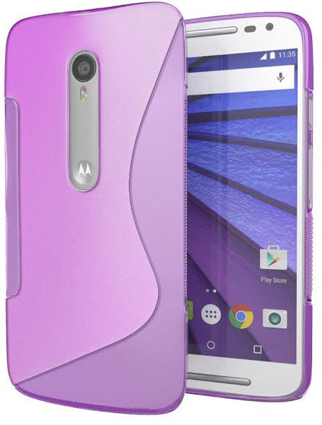 Moto G 3rd Generation Case Wave - Cimo - 3