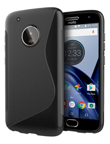 Moto G5 Plus Case Wave