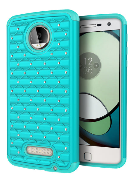 Moto Z Play Case Fashion Armor