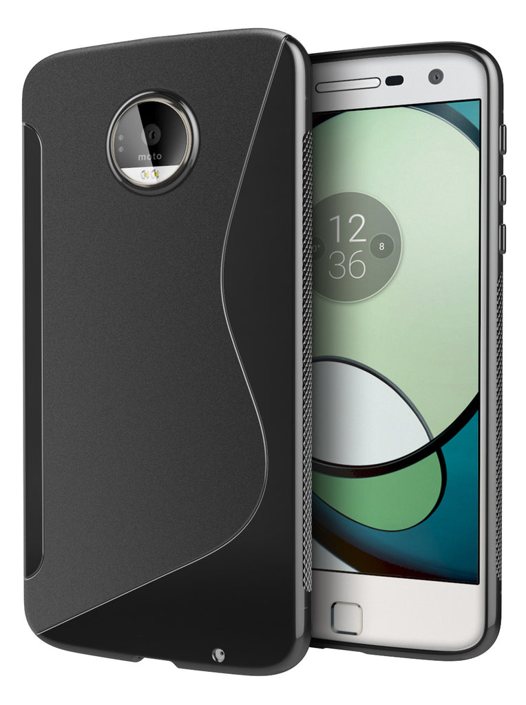 Moto Z Play Case Wave