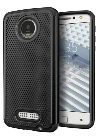 Moto Z Force Droid Case Armor - Cimo - 1