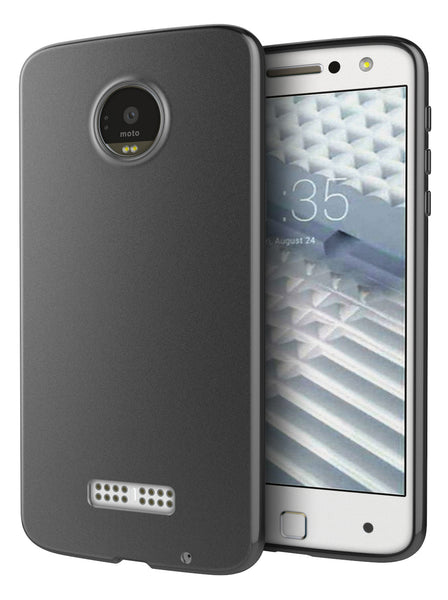 Moto Z Force Droid Case Matte - Cimo - 1