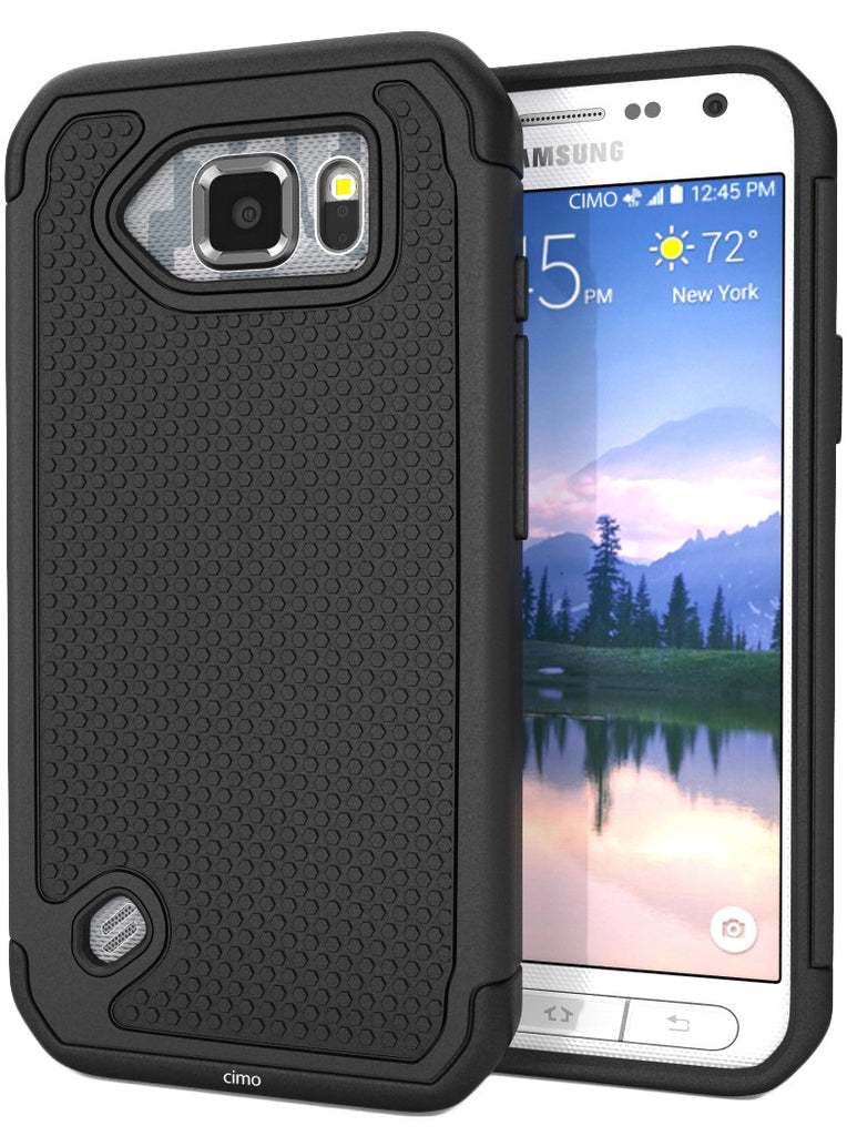 Galaxy S6 Active Case Armor - Cimo - 1
