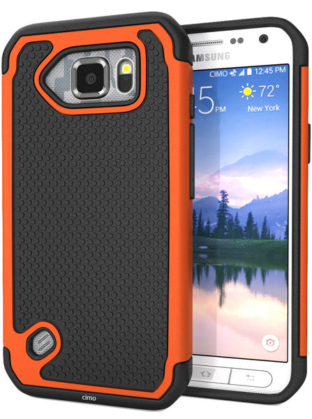 Galaxy S6 Active Case Armor - Cimo - 3