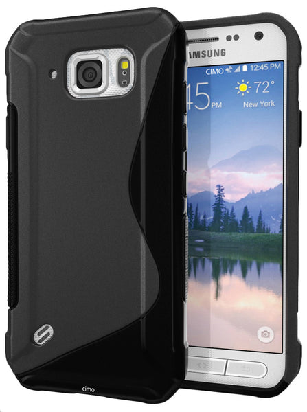 Galaxy S6 Active Case Wave - Cimo - 1