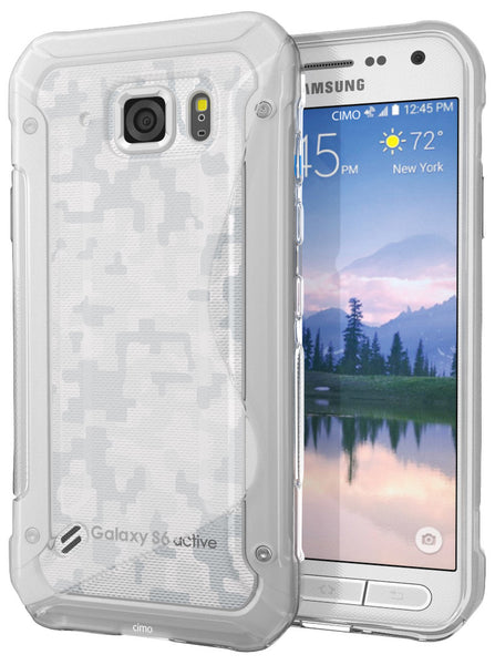 Galaxy S6 Active Case Wave - Cimo - 2
