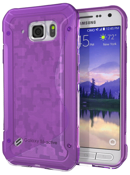 Galaxy S6 Active Case Wave - Cimo - 3