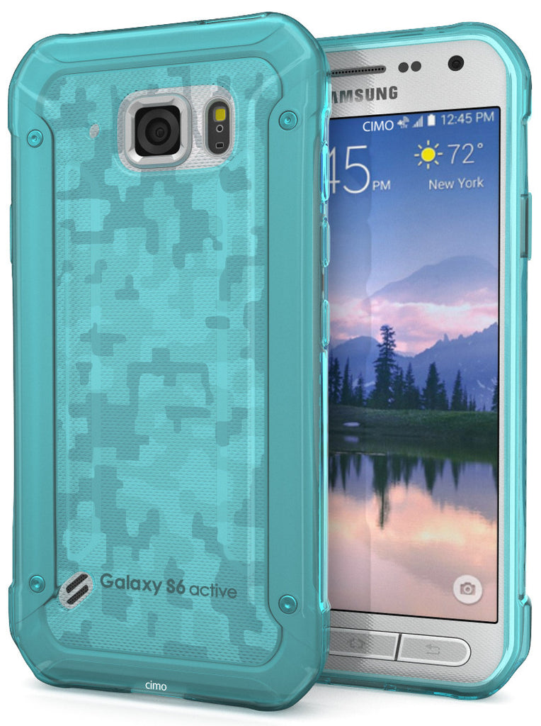 Galaxy S6 Active Case Grip - Cimo - 2